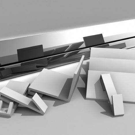 металлические вешалки для прихожей