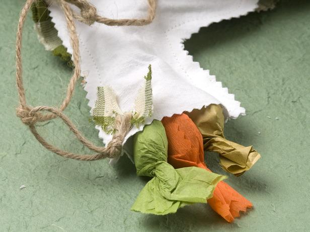 выкройка носка рождественского