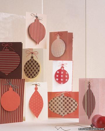 Новогодние открытки своими руками с пуговицами