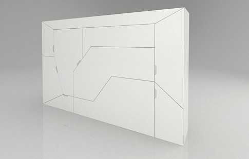 Компактная мебель - трансформер