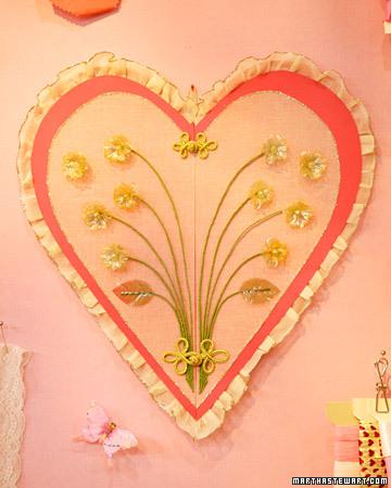 валентинки своими руками фото
