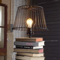 Как сделать настольную лампу своими руками!