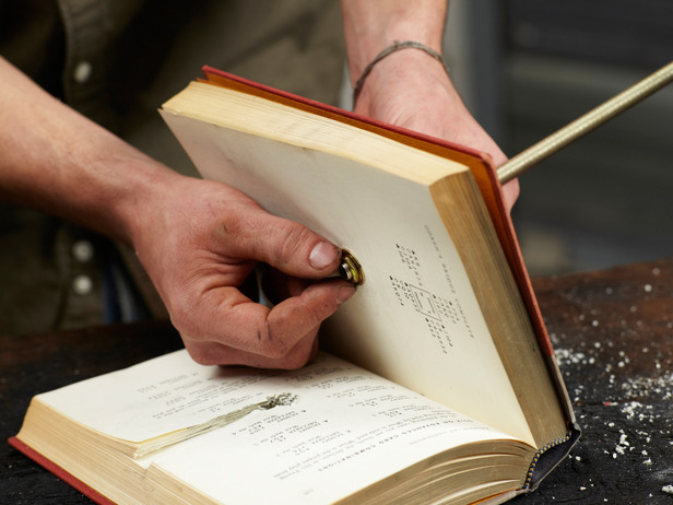 Светильник для чтения книг своими руками