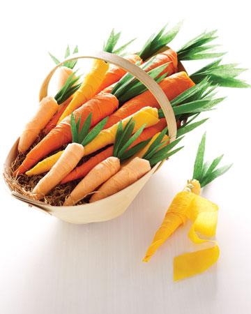 Морковка для Пасхального кролика с сюрпризом!