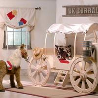 Сказочные и необычные детские комнаты