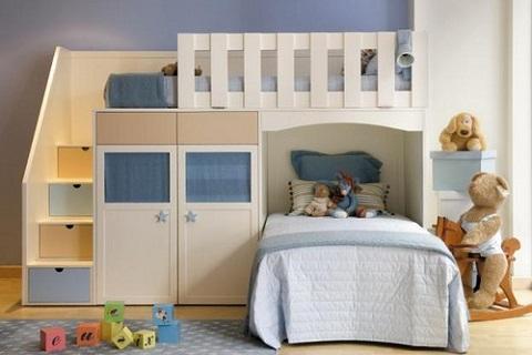 мебель детская для маленьких комнат
