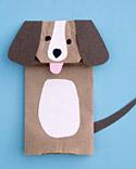 Бумажный пёс