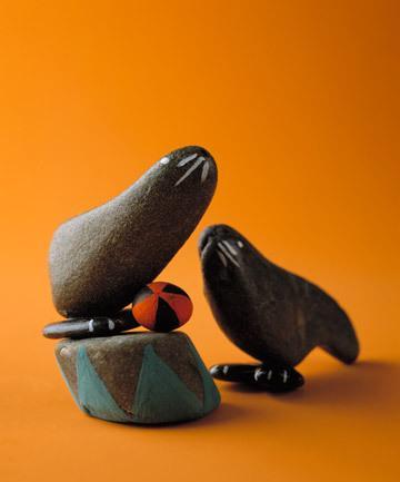 поделки из камня