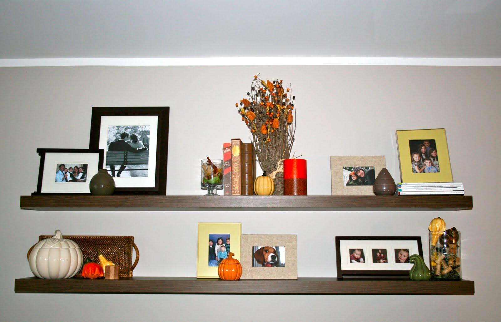 Осенние поделки для интерьера
