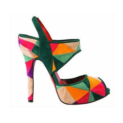 обувь пэчворк