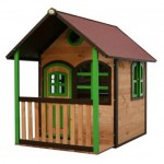 Детский домик на даче своими руками