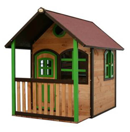 Детский домик на даче своими