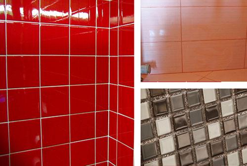 Примеры облицовки стен плиткой