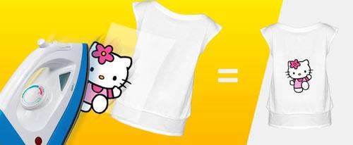 Печать на ткани в домашних условиях своими руками