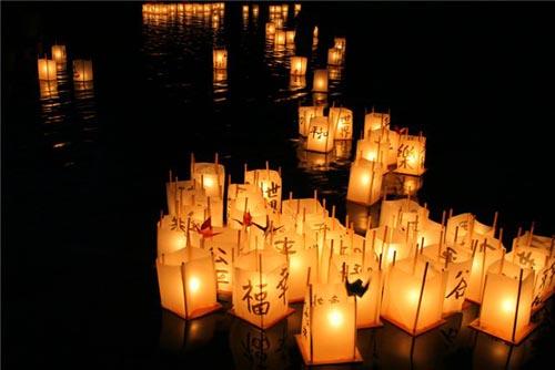 Как сделать японский фонарик из бумаги